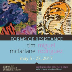 Forms of Resistance web flyer